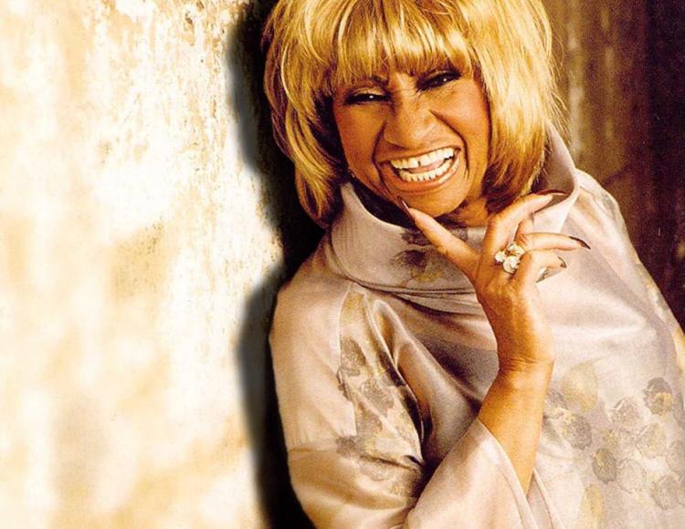 Celia Cruz, Reina por siempre!