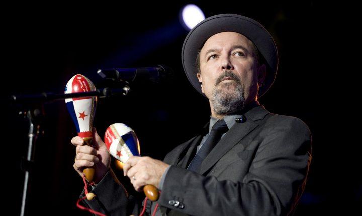 Se estrena el documental 'Yo no me llamo Rubén Blades'