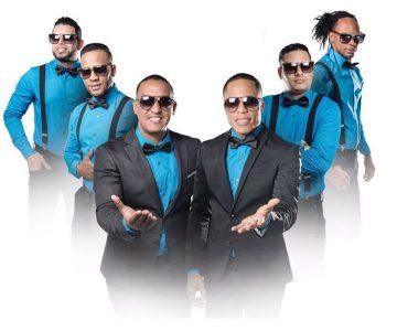 Chiquito Team Band por primera vez en Puerto Rico