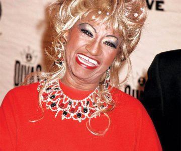 Familia de Celia Cruz molesta con serie sobre su vida
