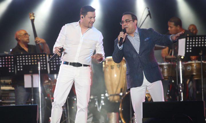 """Víctor Manuelle: """"Gilberto Santa Rosa es el mejor sonero del mundo"""""""