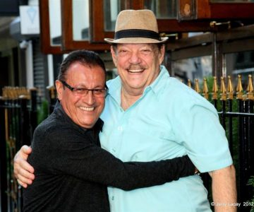 """Ismael Miranda y Larry Harlow se reencontrarán en """"Aniversario de la Salsa"""""""