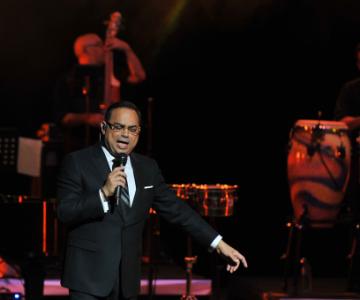 Gilberto Santa Rosa repasó 40 años de música