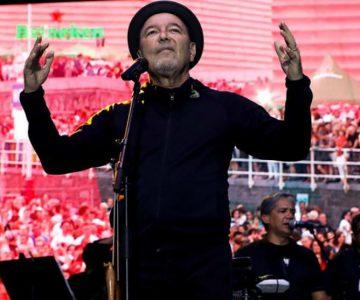 Rubén Blades, historias a ritmo de salsa en el territorio Jazzaldia