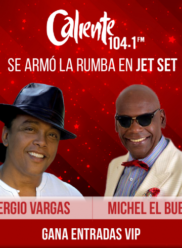 SERGIO VARGAS Y MICHEL EL BUENON