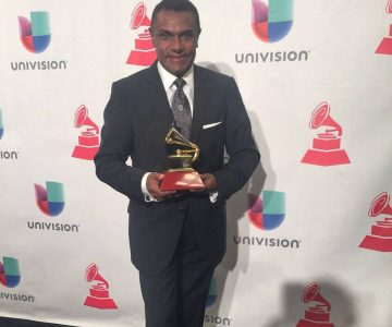 El Canario y el Septeto Santiaguero ganaron como «Mejor álbum Tropical Tradicional»