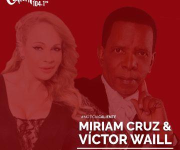 Víctor Waill ft. Miriam Cruz – Cuando tus ojos me miran