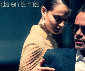 Marc Anthony arrancó Premio Lo Nuestro con su primicia mundial «Tu vida en la mía»