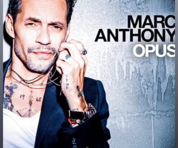 ¡Marc Anthony estrena nuevo álbum!