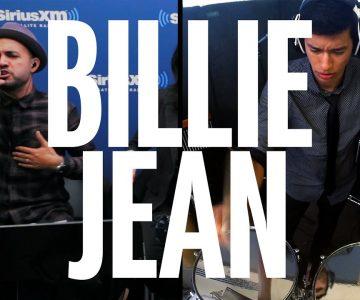 «Billie Jean» Live @ SiriusXM feat. Jean Rodriguez – Tony Succar