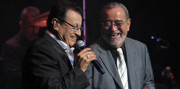 Ismael Miranda y Andy Montañez se unen a favor de Radio Universidad