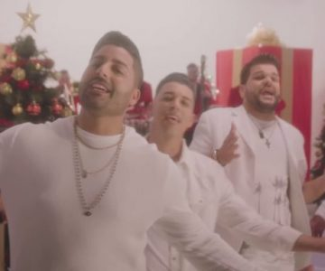 N´Klabe integra a Yiyo Sarante a tema navideño