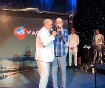 Paquito Guzmán vuelve a cantar junto a Andy Montañez y Charlie Aponte