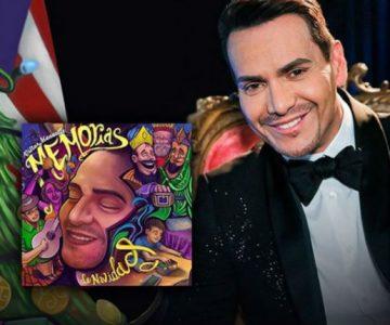 Víctor Manuelle dedica nuevo disco a los latinos esparcidos por el mundo