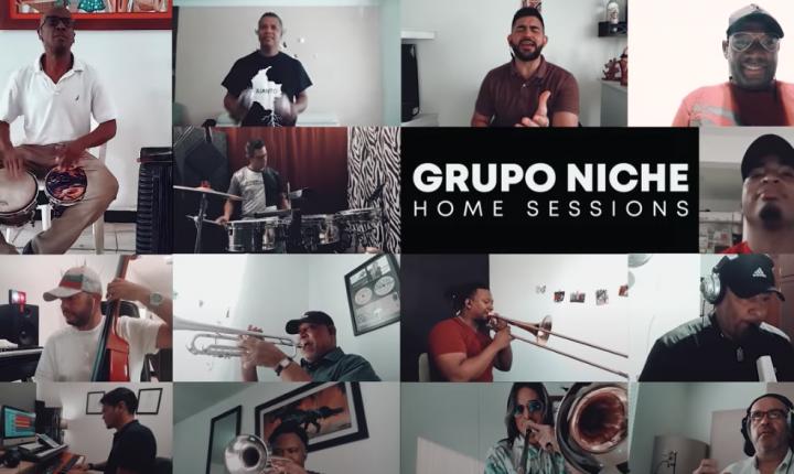 El Grupo Niche lanza nueva versión de «Un alto en el camino»