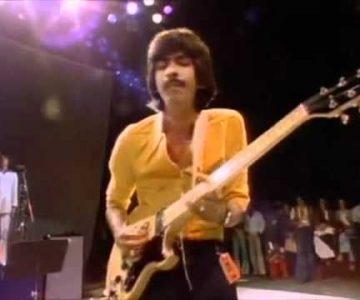 Fallece Jorge Santana, guitarrista de «El ratón»