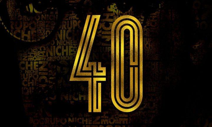 El álbum 40 Aniversario del Grupo Niche