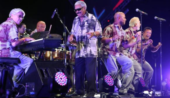 Todo listo para el concierto virtual de El Gran Combo de Puerto Rico