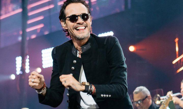 Marc Anthony recibe el Récord Guinness como el artista con más Premio Lo Nuestro